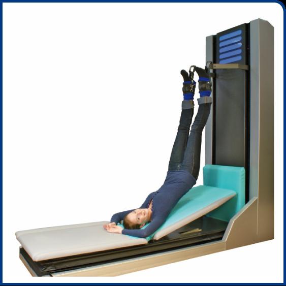 Schritt 2: Schulterstand mit SwingMed