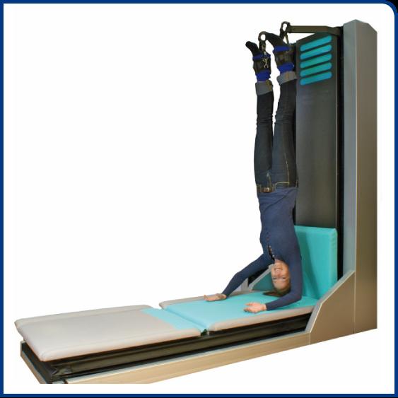 Schritt 3: Freie Hängelage mit SwingMed